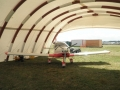 Hangars gonflables