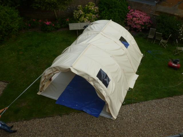 Tente standard